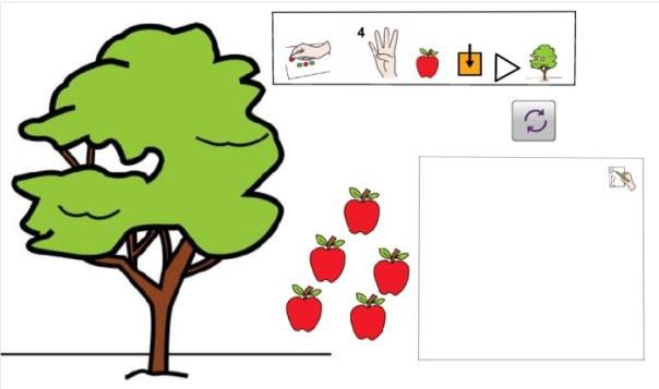 Contar manzanas